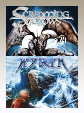 Screaming Shadows + Wyvern - 2CD