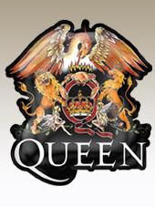 Queen - Metal Pin (3,5Cm)