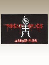 ROSAE CRUCIS - Acciaio Puro (Patch)