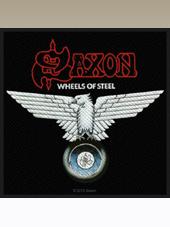 Saxon - Patch (10x10Cm)