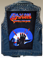 Saxon - BackPatch