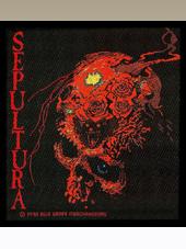 Sepultura - Patch (10x10Cm)