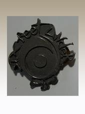 Six Feet Under - Metal Pin