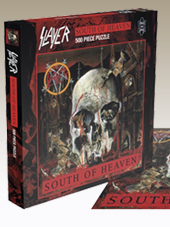 Slayer - S.O.H. - 500 Pieces Puzzle