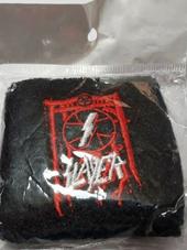 Slayer - Red Wristband
