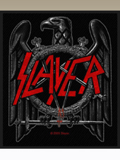 Slayer - Eagle Patch (10x8Cm)
