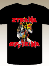 STRANA OFFICINA  Metal Man (M,L,XL)