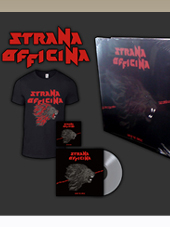 Strana Officina - Canvas + CD + LP + TShirt