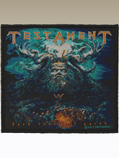 Testament - Patch (10x10Cm)