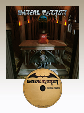 Unreal Terror - LP+CD (plastic sleeve)