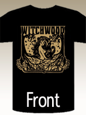 WITCHWOOD - Black (M,L,XL,XXL)