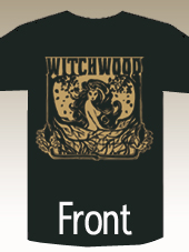 WITCHWOOD - Dark Green (M,L,XL)