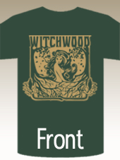 WITCHWOOD - GREEN (M,L,XL)