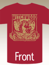 WITCHWOOD - RED (M,L,XL)