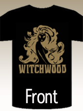 WITCHWOOD - GOLD WITCH (L,XL)