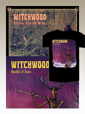 Witchwood 2LP+LP+TShirt