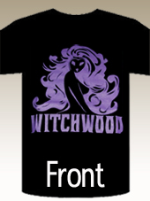 WITCHWOOD - PURPLE WITCH (S,M,XL)