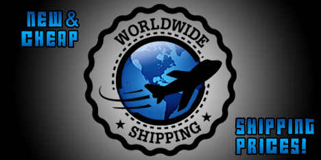 <strong>July 2018: </strong>New and cheapest shipping prices! Registered mail up to 500 Gr. (up to 4 Cd) now only 10,90 &euro; worldwide! Registered mail up to 1 Kg only 13,90 &euro; for Europe and 14,90 &euro; worldwide!