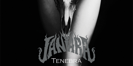 <strong>February 2020: </strong>La Janara 'Tenebra' debut is now available on silver Lp (100 copies) and black Lp (150 copies). Occult dark rock/metal sound with italian lyrics. Kindly licensed by Black Widow. (Click for details)