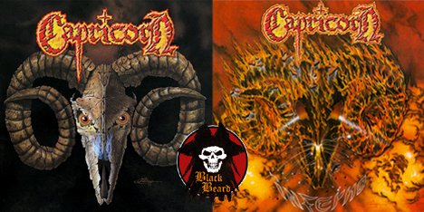 <strong>February 2021:</strong>times passes quick, but thirst for good old school HM never ends and 2021 will be full of great BlackBeard titles! Let's begin with Capricorn both albums on Cd and Lp (vinyl-mastered), true HM from Germany! (Click for details)