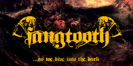 <strong>October 2014:</strong> Fangtooth new album