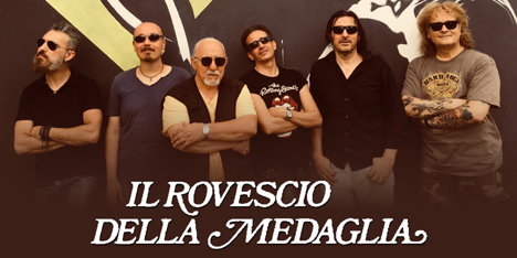 <strong>December 2019:</strong> JRR is proud to announce signed Il Rovescio Della Medaglia to release 'Contaminazione 2.0' live album recorded in an ancient abbey, dedicated to 'Contaminazione'. (Click for more details)