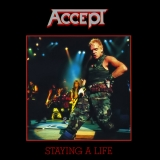 ACCEPT - Staying A Life (Cd)