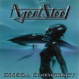 AGENT STEEL - Omega Conspiracy (Cd)