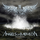ANGELS OF BABYLON - Thundergod (Cd)