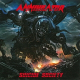 ANNIHILATOR - Suicide Society (Cd)