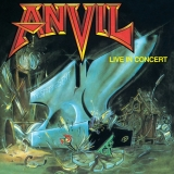 ANVIL - Live In Concert (Cd)