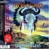 ARTENSION - New Discovery (Cd)