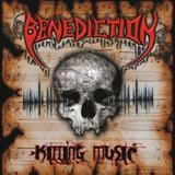 BENEDICTION - Killing Music (Cd)