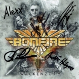 BONFIRE - Live On Holy Ground - Wacken 2018 (Cd)