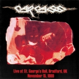 CARCASS - Live At St. George's Hall, Uk, 1989 (Cd)