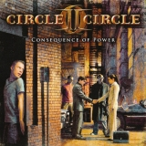 CIRCLE TO CIRCLE (SAVATAGE) - Consequence Of Power (Cd)
