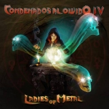 CONDENADOS AL OLVIDO - Vol. Iv / Ladies Of Metal (Cd)