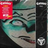 CORONER - Grin (Cd)
