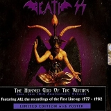 DEATH SS - The Horned God Of The Witches (Cd)