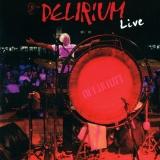 DELIRIUM - Live    (Cd)