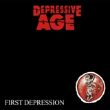 DEPRESSIVE AGE - First Depression (Cd)