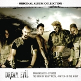DREAM EVIL - Album Collection (Special, Boxset Cd)