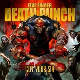 FIVE FINGER DEATH PUNCH - Got Your Six (Cd)
