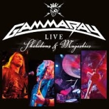 GAMMA RAY - Live - Skeletons And Majesties (Cd)
