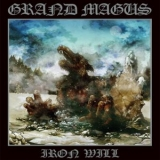 GRAND MAGUS - Iron Will (Cd)