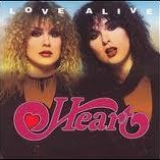 HEART - Love Alive (Cd)