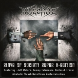 H GEORGE - Slave Of Society (Cd)