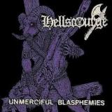 HELLSCOURGE - Unmerciful Blasphemies (Cd)