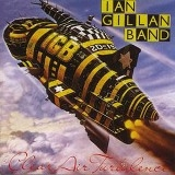IAN GILLAN BAND - Clear Air Turbolence (Cd)