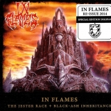 IN FLAMES - The Jester Race / Black Ash Inheritance (Cd)